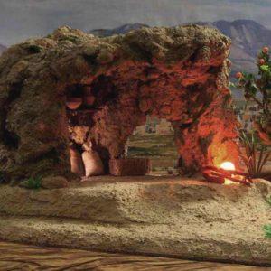 PS-012 Cueva para Fig. 11 cm