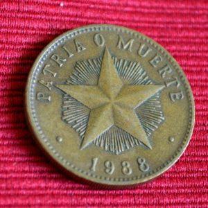 LG-230 Colombia Un Peso 1988