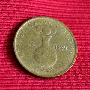 LG-233 Colombia 20 Pesos 1989