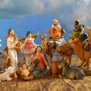 FN-037 Nac. Magos en Camello 15 cm 068-490065