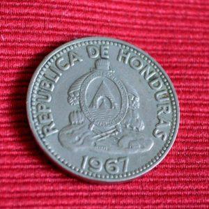 LG-258 Honduras 10 Centavos 1967