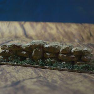 PC-034B Muro de Piedras para Fig. de 07 cm/ 2.7″