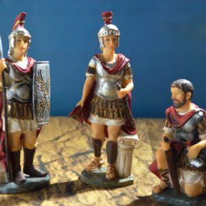 FA-035 Soldados Romanos de 15cm