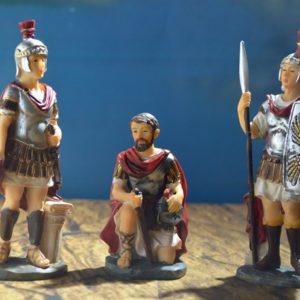 FA-035 Soldados Romanos de 20cm