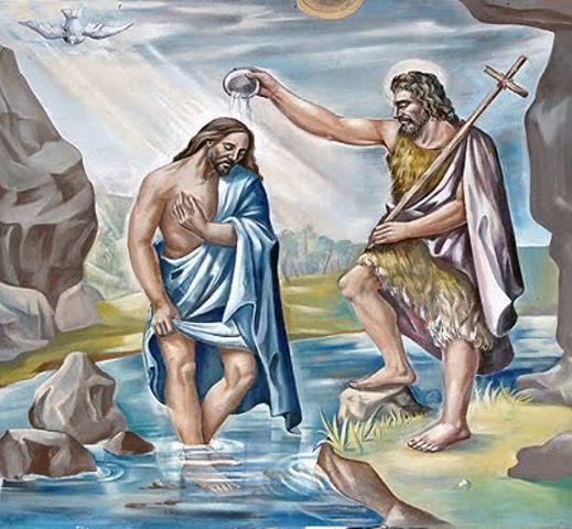 Juan el que Bautizaba con Agua